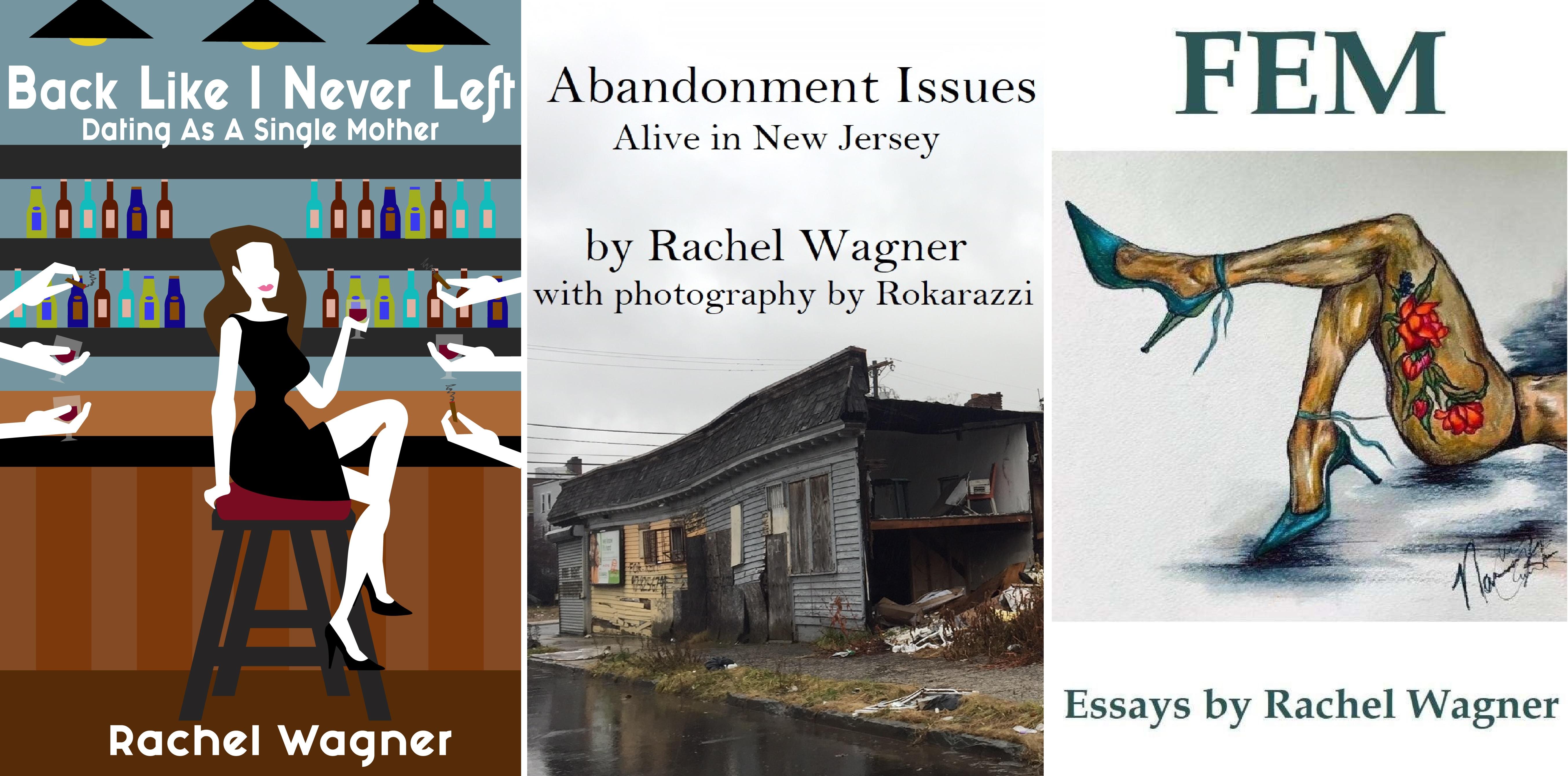 Book Excerpts Rachel Wagner